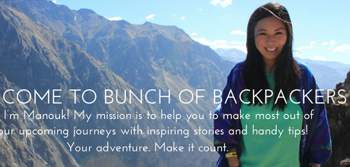 Bunch Of Backpackers travel blog
